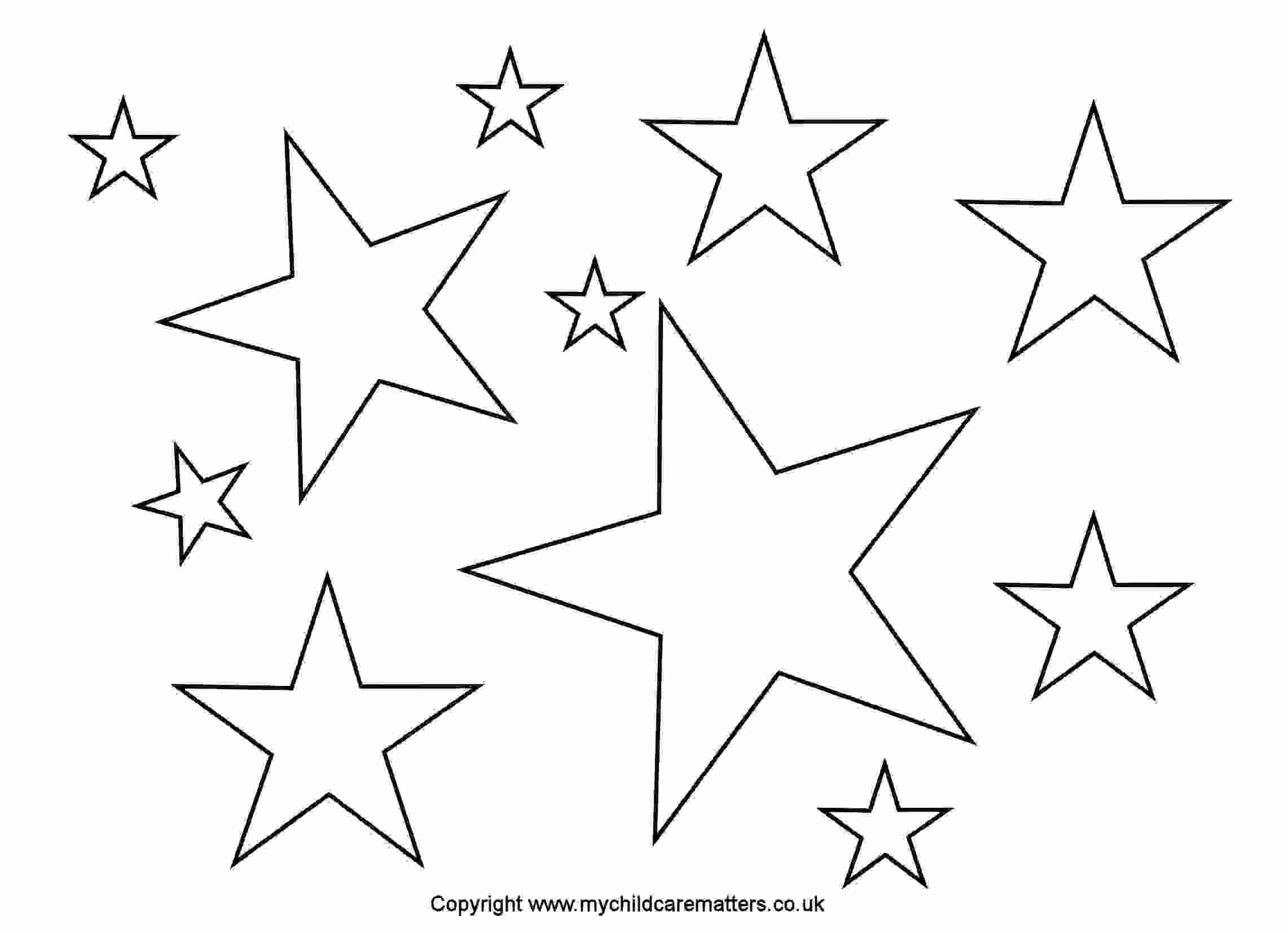 10 Inch Star Template Awesome Star Outline Images 1 Inch Star Pattern Use the Printable