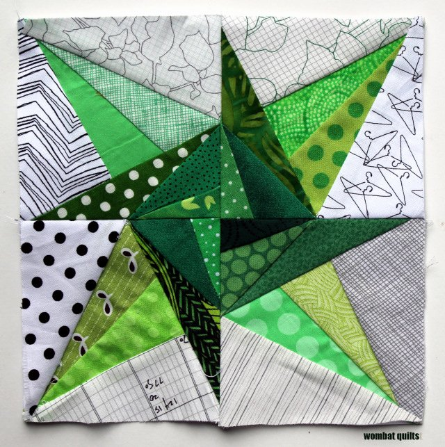 10 Inch Star Template New 8 Inch Stars… A New Paper Piecing Adventure