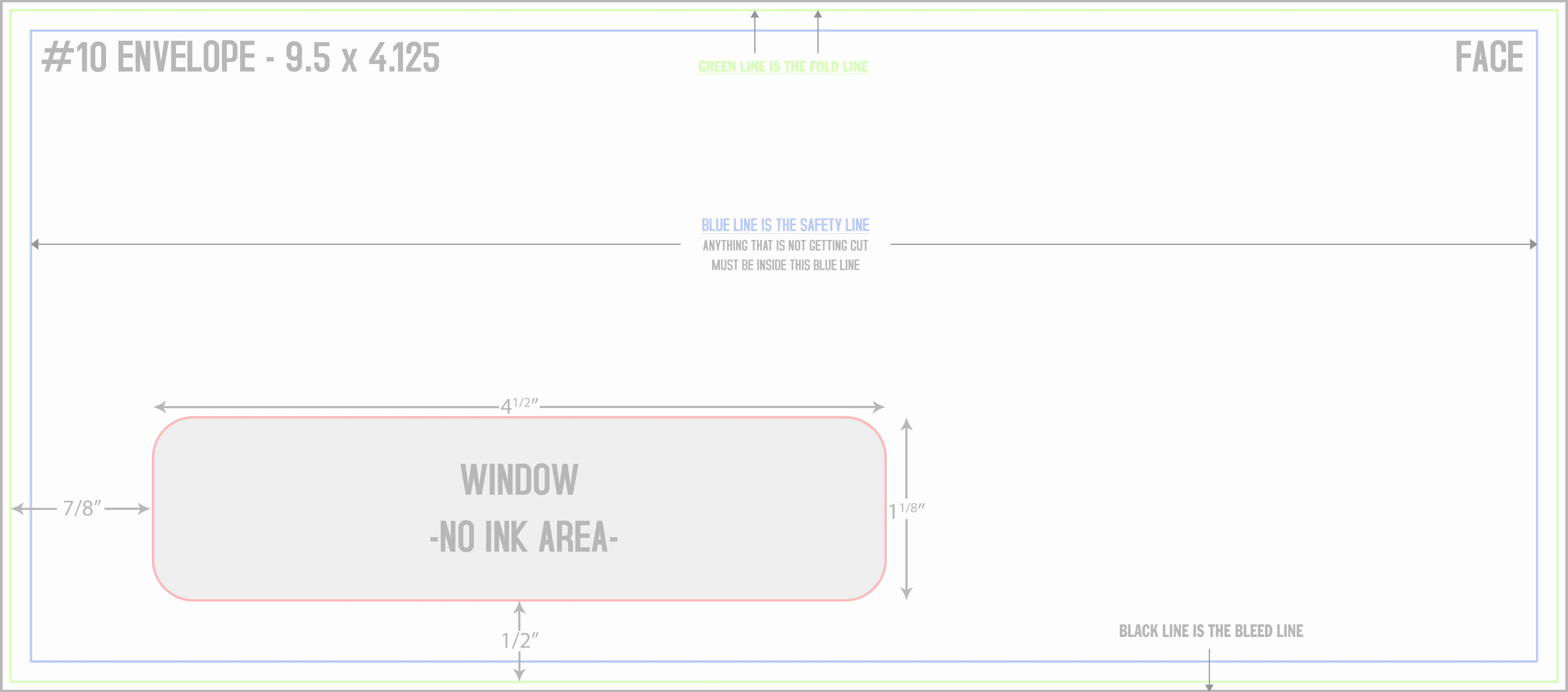 10 Window Envelope Template Pdf Awesome 10 Envelope Template