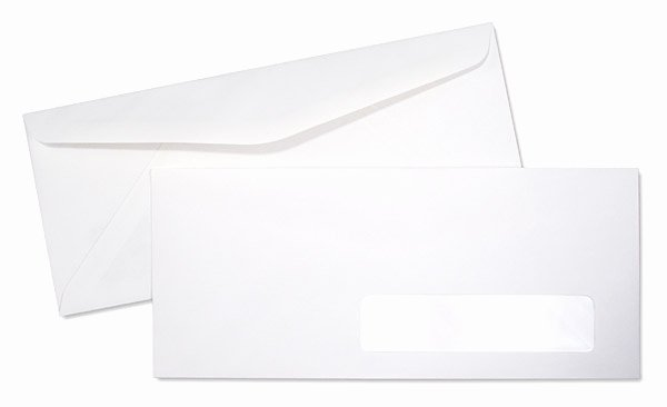 10 Window Envelope Template Pdf Beautiful 10 24lb White Wove Standard Right Window