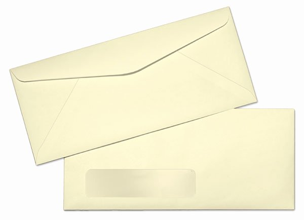 10 Window Envelope Template Pdf Best Of 10 24lb Cream Springhill Bond Standard Window