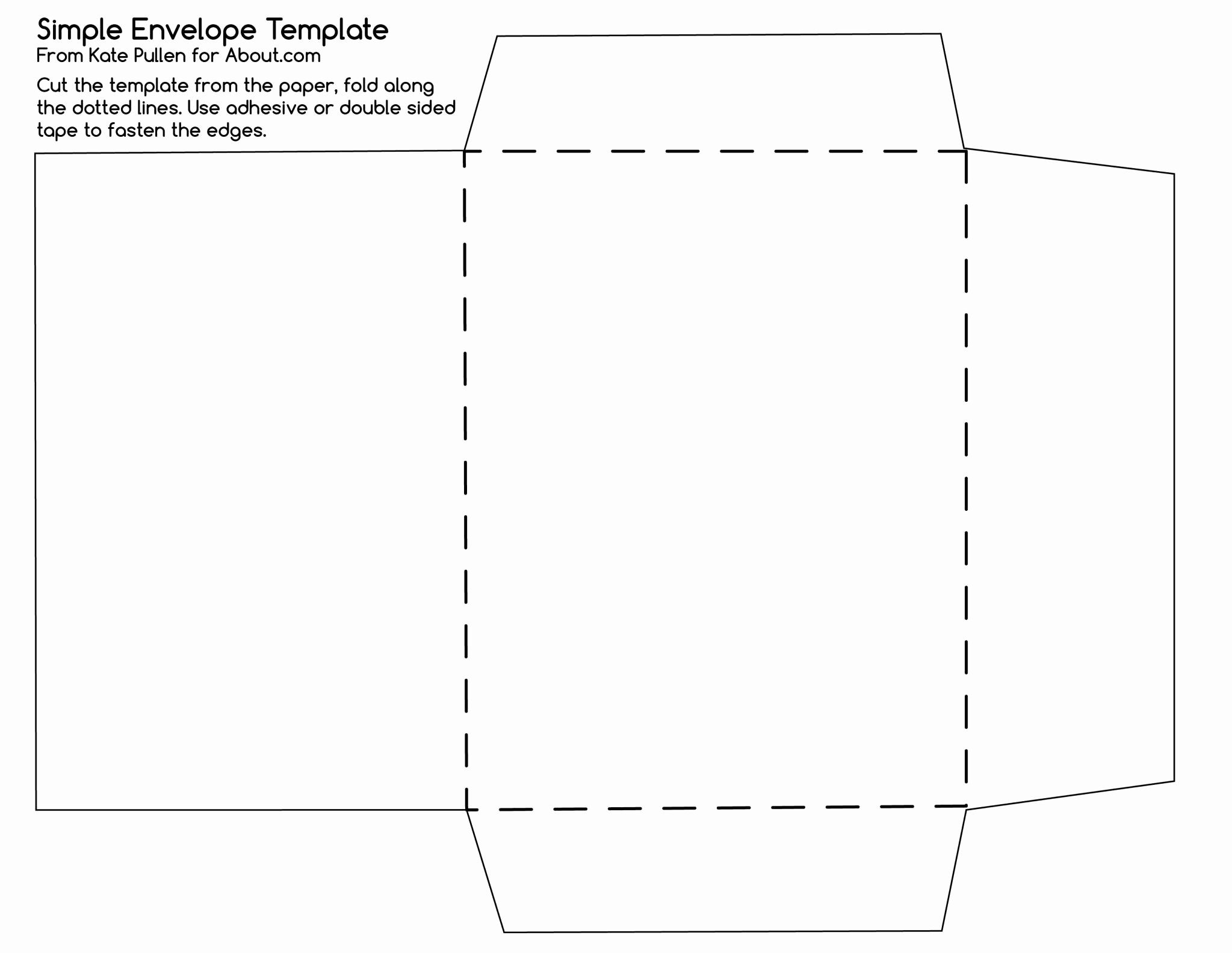 10 Window Envelope Template Pdf Luxury 13 Of 10 Envelope Template