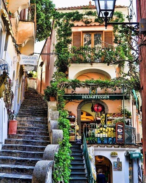 1953 Essay by John Steinbeck Lovely Positano Italian Dream Destination for Everyone Photos