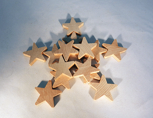 2 Inch Star Best Of Wood Star Cut Out 1 1 2 Inch by 1 4 Inch