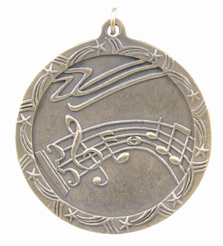 2 Inch Star Inspirational 2 5 Inch Shooting Star Medal – St58g