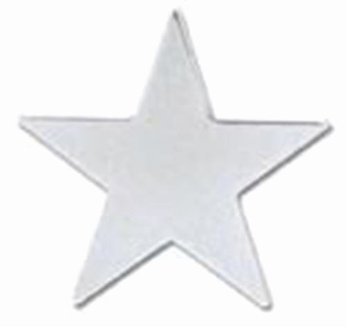 2 Inch Star New 2 Inch Chrome Star Cut Out