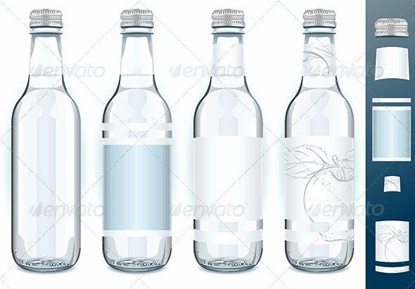 2 Liter Bottle Label Template Best Of Free Template for 2 Liter Bottles Labels Dondrup