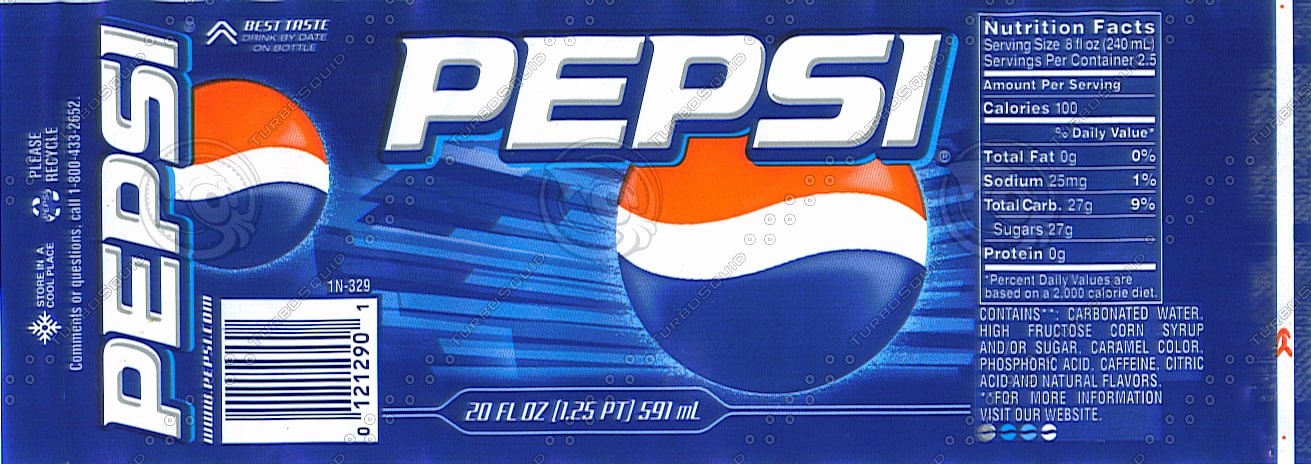 2 Liter soda Bottle Label Template New Texture Other Pepsi Label Bottle