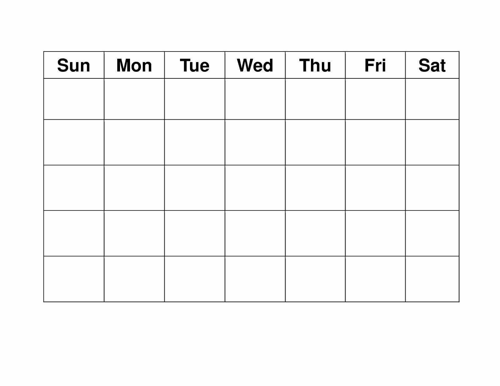 2 Week Calendar Printable Elegant Blank Weekly Calendars Printable