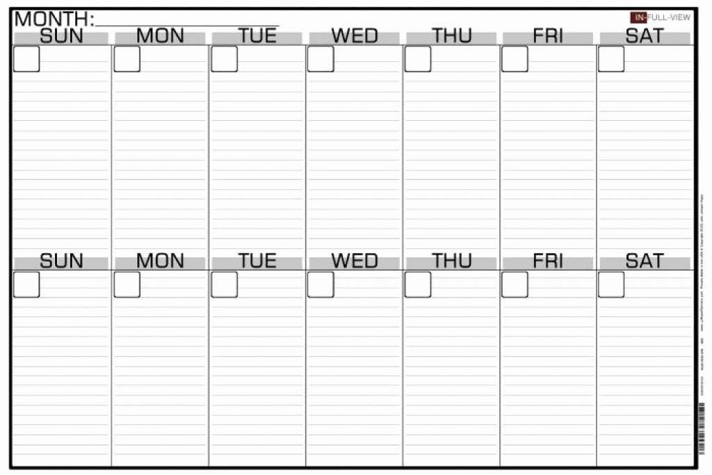 2 Week Calendar Printable Unique Printable 2 Week Calendar Planner Templat Printable 2