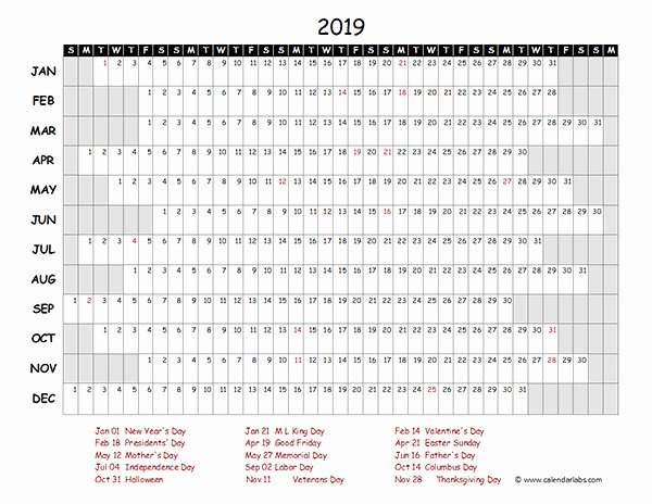 2019 Biweekly Payroll Calendar Excel Beautiful 2019 Excel Spreadsheet Biweekly Pay Schedule Shyampooja