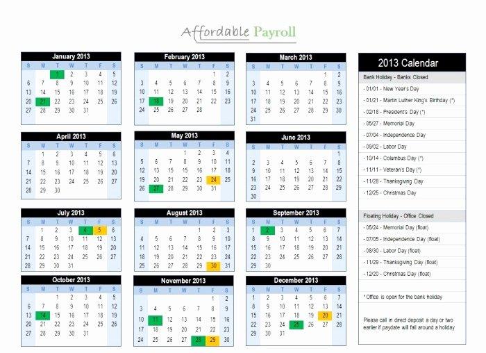 2019 Biweekly Payroll Calendar Excel Elegant 2019 Excel Spreadsheet Biweekly Pay Schedule Shyampooja