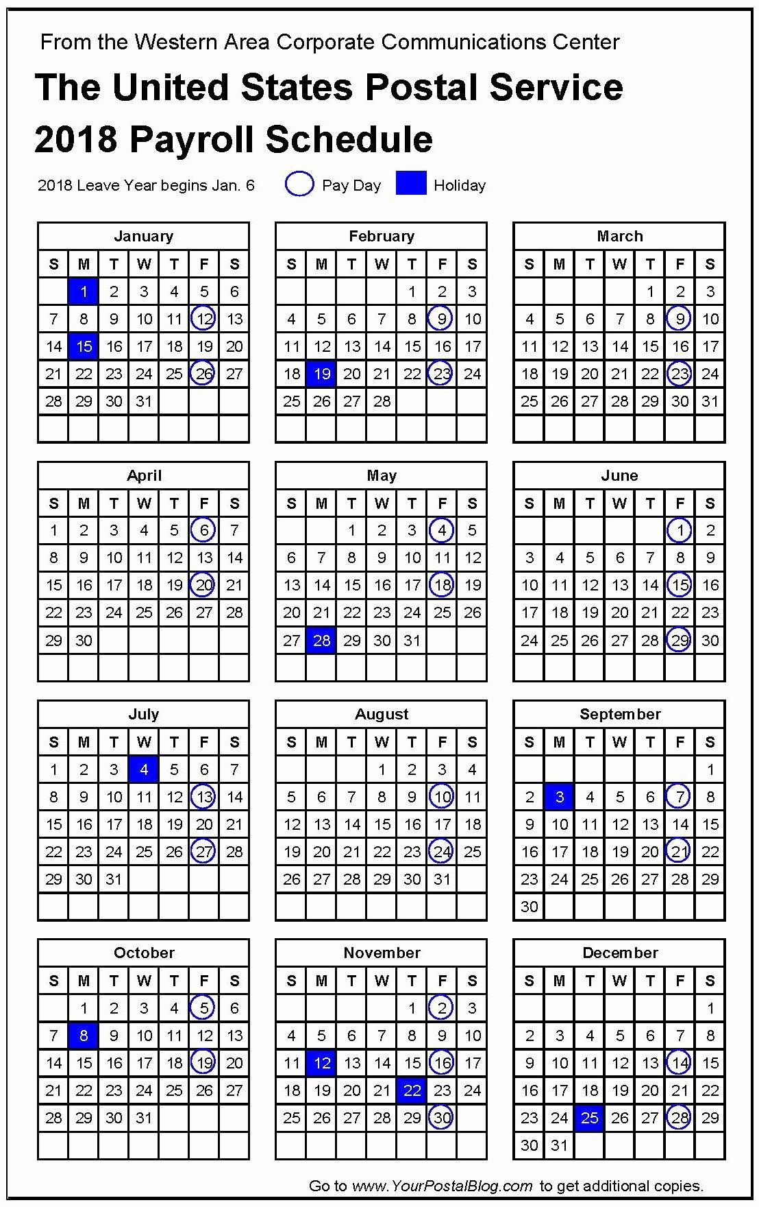2019 Biweekly Payroll Calendar Excel New 2019 Payroll Calendar Ceridian
