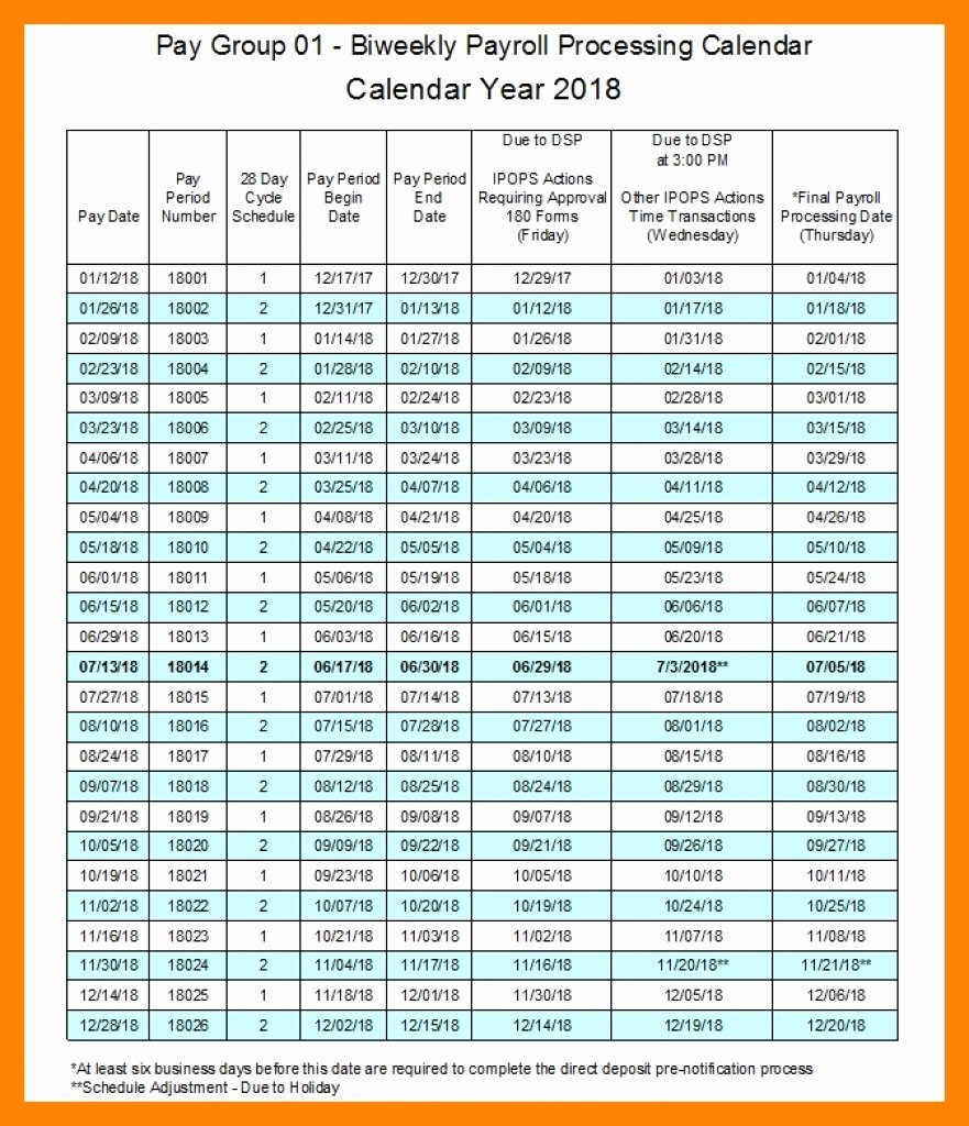 2019 Biweekly Payroll Calendar Template Awesome Calendrier 2019 Mois Par Mois
