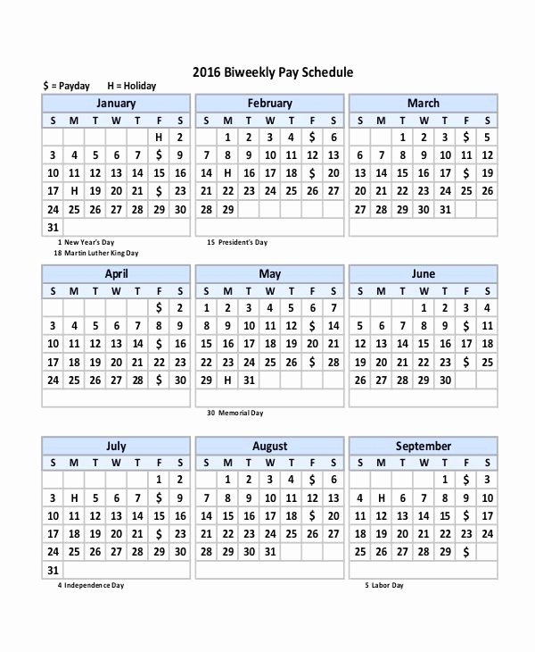 2019 Biweekly Payroll Calendar Template Best Of Awesome 35 Examples 2019 Pay Period Calendar