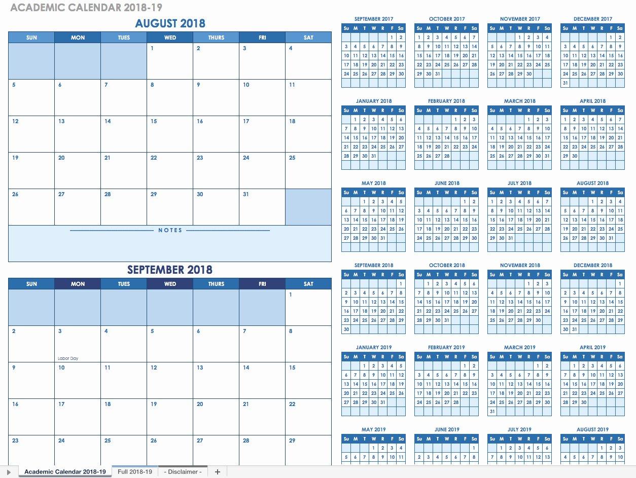 2019 Biweekly Payroll Calendar Template Excel Unique Free Blank Calendar Templates Smartsheet