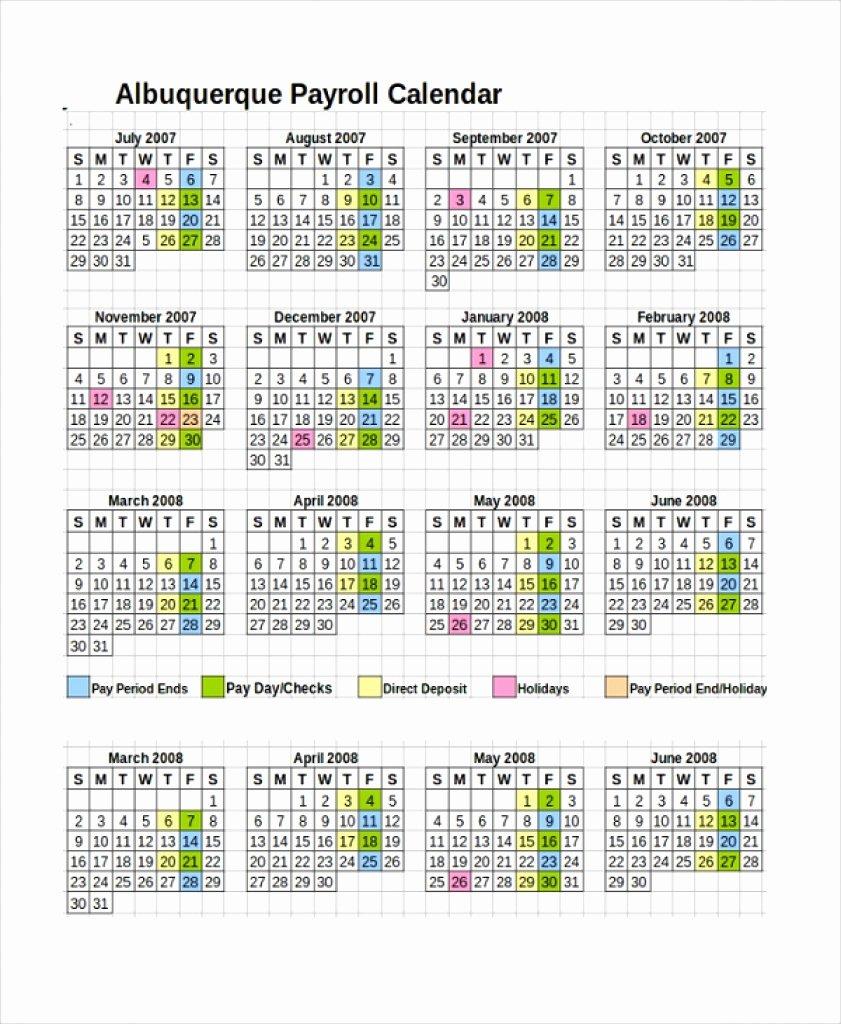 2019 Biweekly Payroll Calendar Template Luxury Adp Biweekly Payroll Calendar 2019