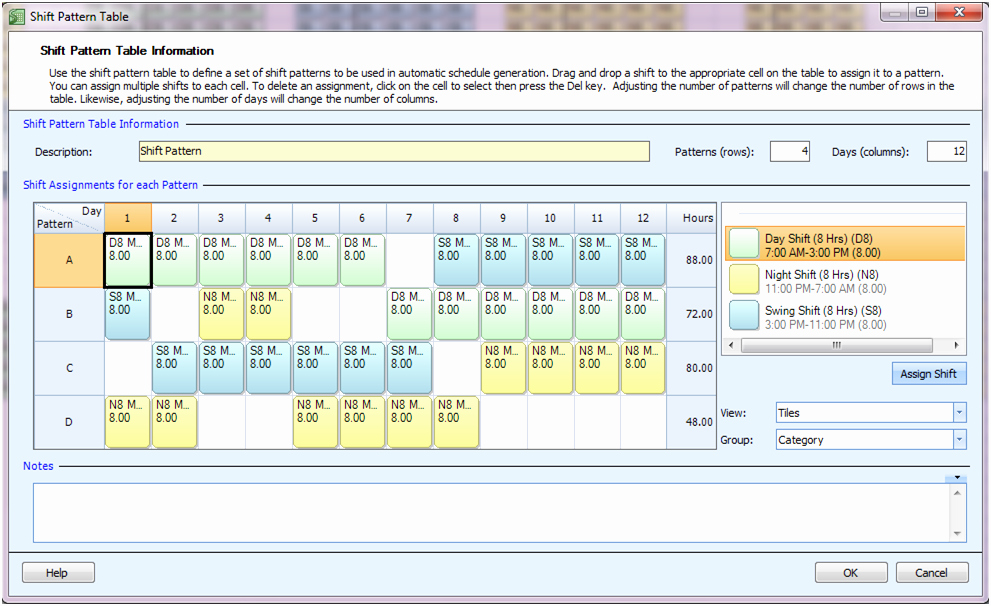 24 7 Shift Schedule Template Lovely 28 Of 8 Hour Work Schedule Template