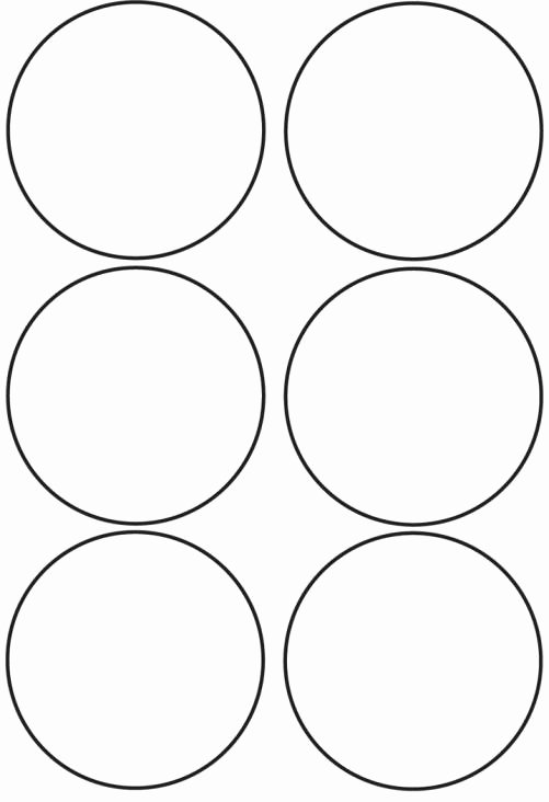 3 Inch Circle Template Printable Awesome Bilingual Programs Chapter