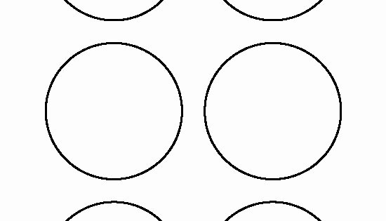 3 Inch Circle Template Printable Fresh 3 Inch Circle Pattern Use the Printable Outline for