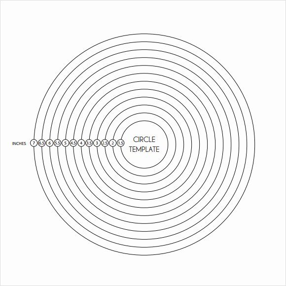 3 Inch Circle Template Printable New 27 Of 10 Inch Circle Template