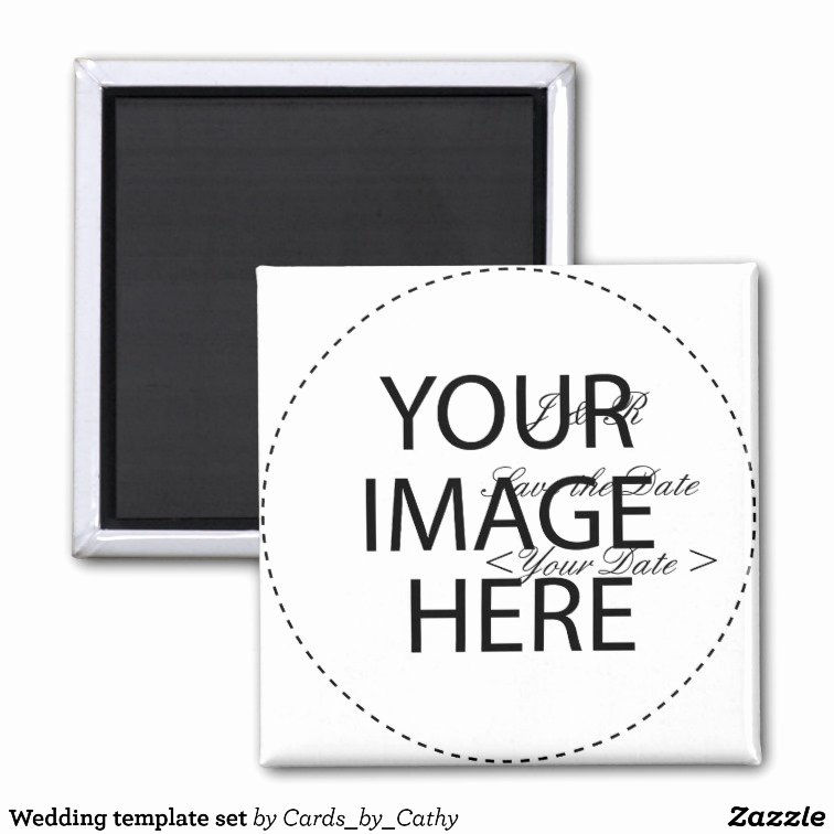 3 Inch Star Template Beautiful Wedding Template Set 2 Inch Square Magnet