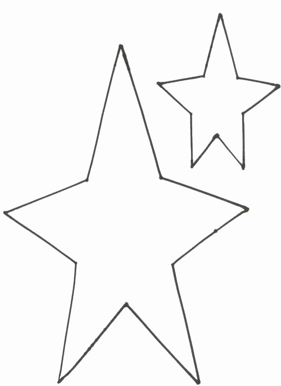 3 Inch Star Template Unique Burp Rags Patterns and Primitives On Pinterest