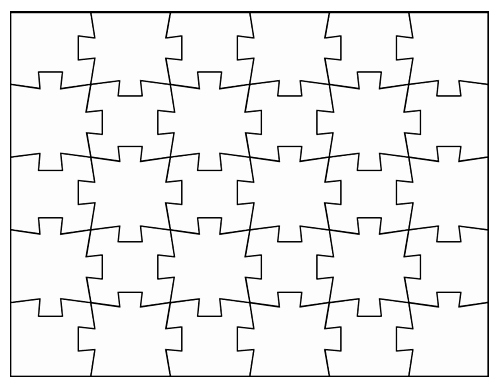 30 Piece Puzzle Template Lovely Blank Jigsaw Puzzle Templates