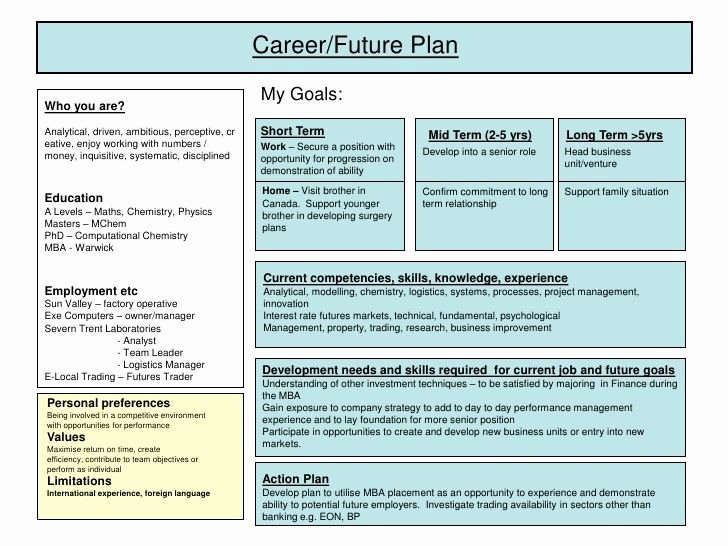 5 Year Maintenance Plan Template Awesome Developing A Plan Of Research