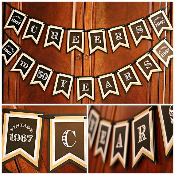 50th Birthday Banner Ideas Best Of Best 25 50th Birthday Banners Ideas On Pinterest