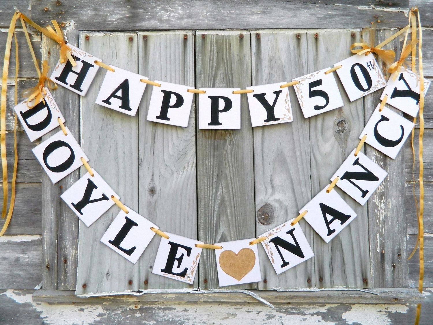 50th Birthday Banner Ideas Lovely Pin by Tracy Thurman On M&d S 50th In 2019