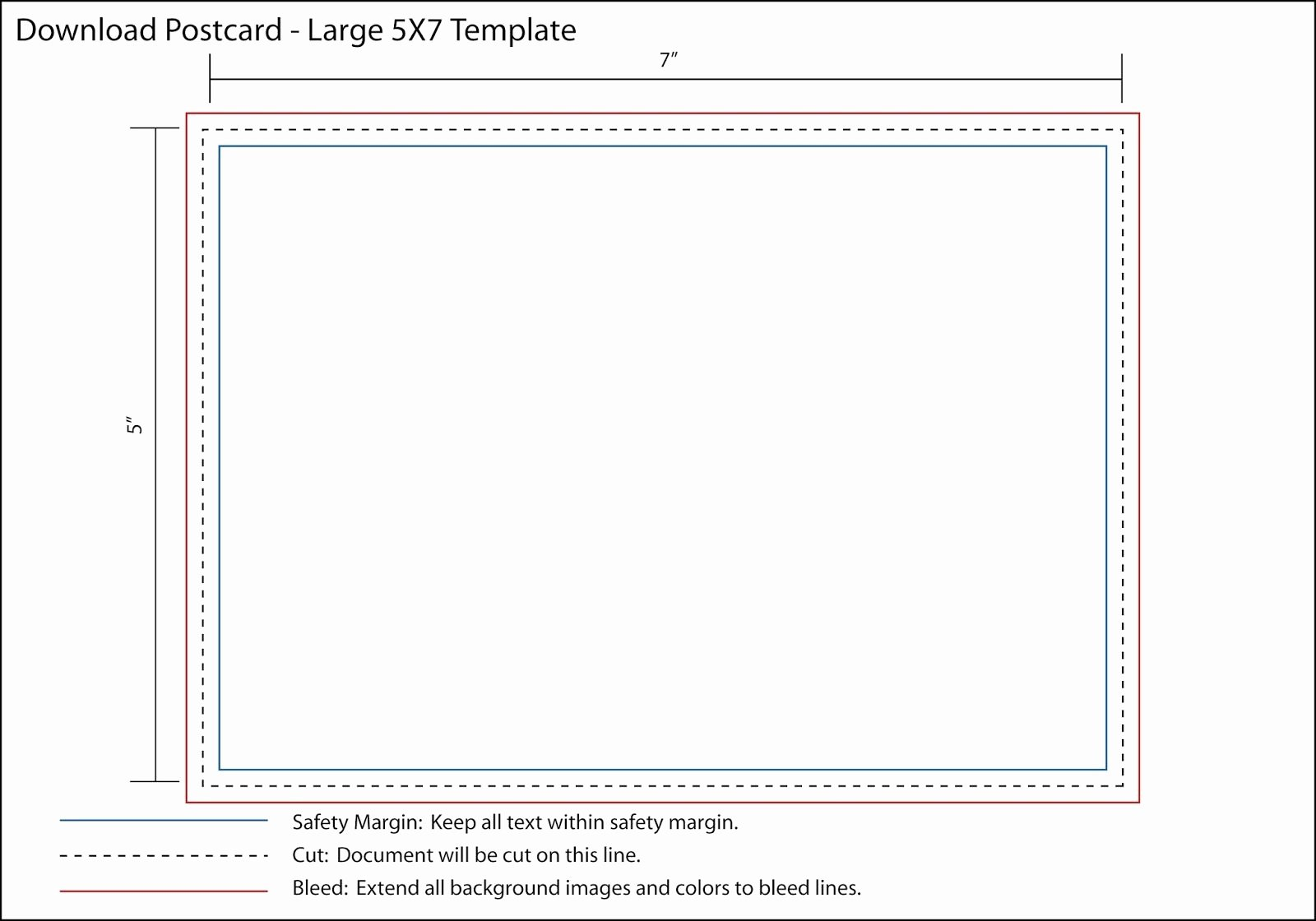 5x7 Folded Card Template for Word Best Of 5x7 Invitation Template Word