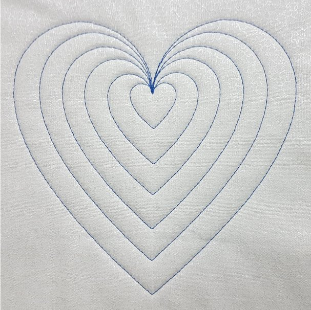 6 Inch Heart Template Beautiful Heart Template 6 Inch Westalee