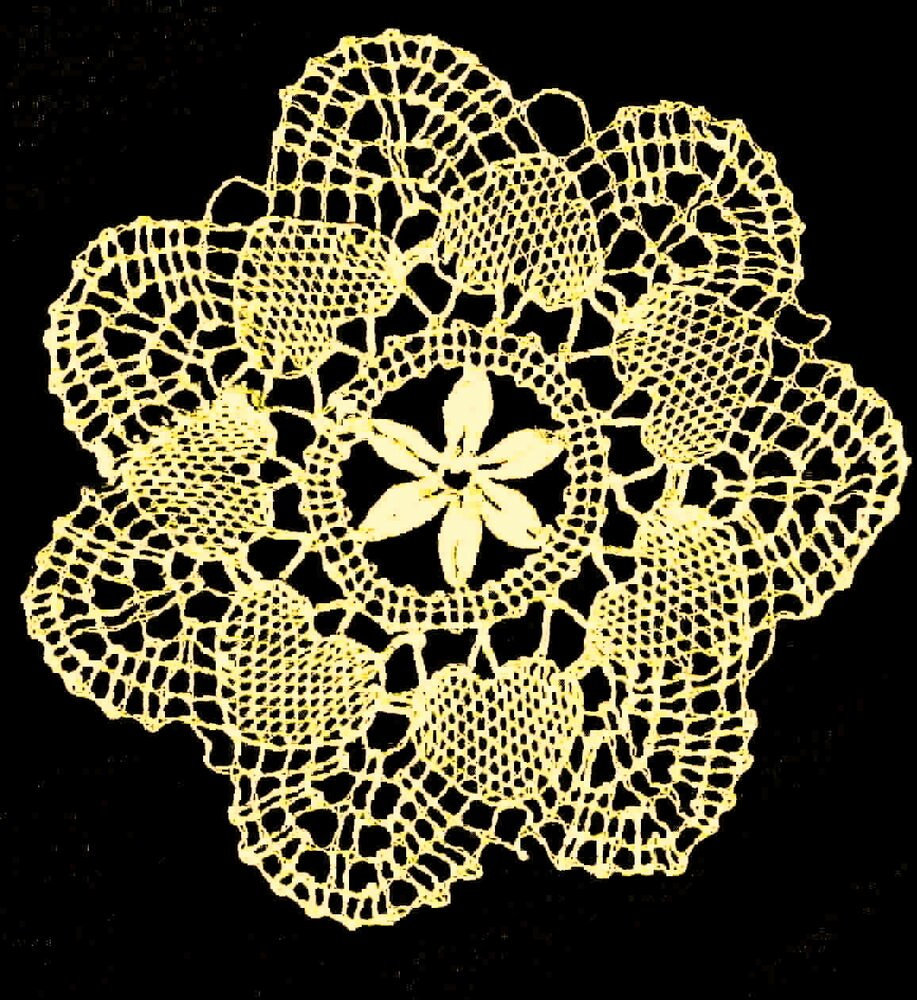 6 Inch Heart Template Fresh Heart Pattern Ecru Cluny Lace Pair 6 Inch Doilies 2