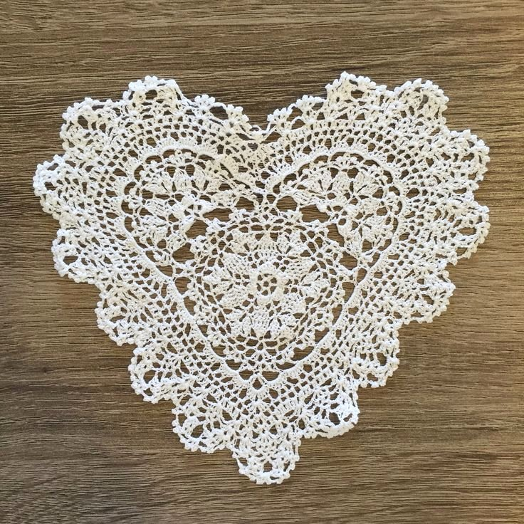 6 Inch Heart Template Lovely 25 Unique Crochet Heart Patterns Ideas On Pinterest