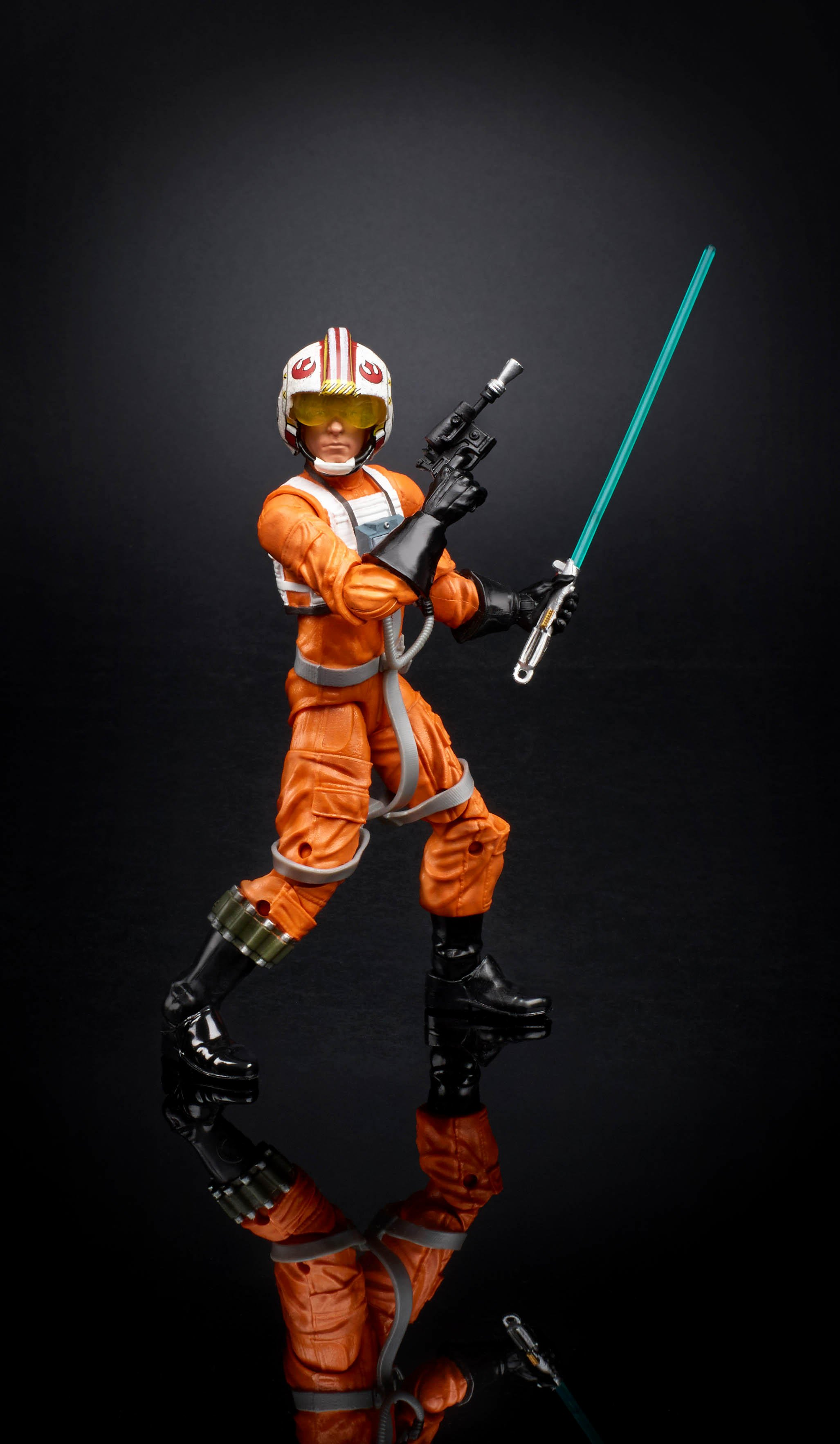6 Inch Star Elegant toy Fair 2017 Hasbro Ficial Star Wars Figure S