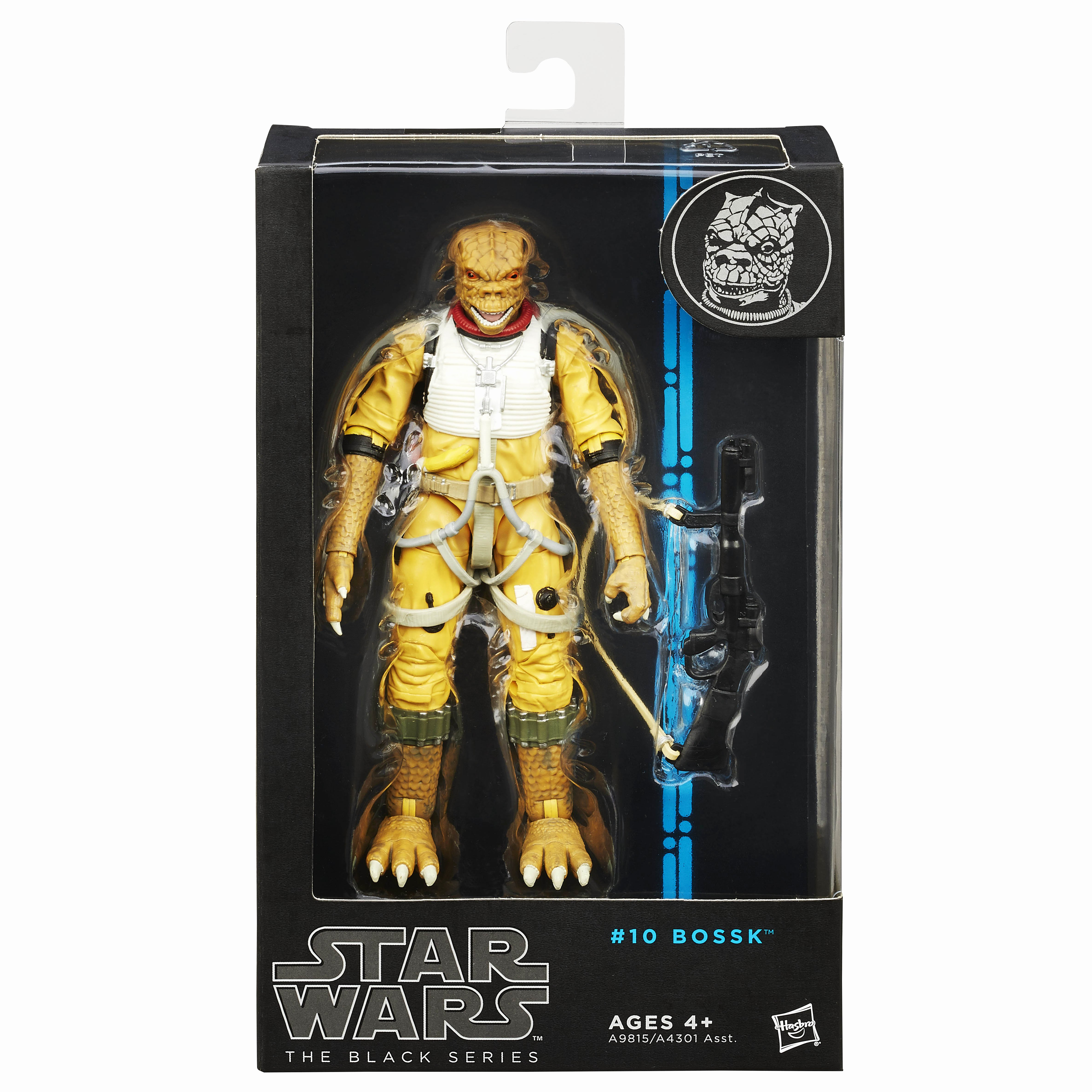 6 Inch Star Luxury Ficial Black Series 6 Inch S Bossk Stormtrooper