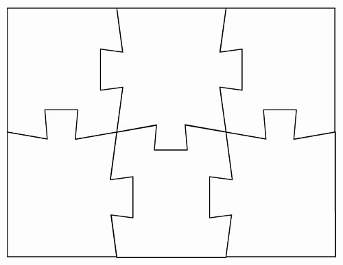 8 Piece Puzzle Template Unique 9 Best Board Images On Pinterest