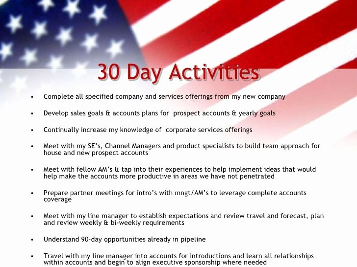 90 Day Goals Template Lovely 30 60 90 Day Sales Plan 30 60 90 Day Plan Pinterest
