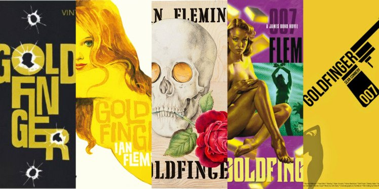 A Supposedly Fun Thing Summary Best Of Goldfinger by Ian Fleming Book Review – Supposedly Fun