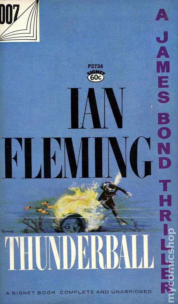 A Supposedly Fun Thing Summary Inspirational Thunderball3 – Supposedly Fun