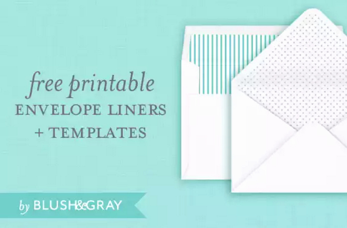 A7 Envelope Template Word Fresh 4 Free Printable A7 Envelope Templates