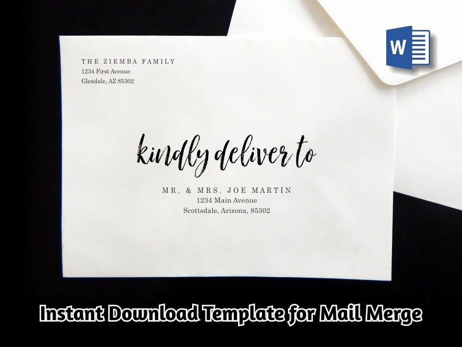 A7 Envelope Template Word New Pin by Instant Invitation On Wedding Invitation Templates