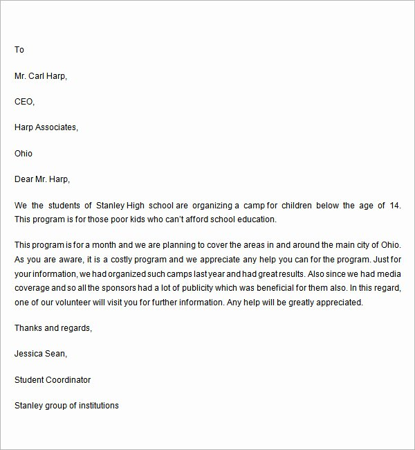 Academic Appeal Letter Sample Best Of Sample Appeal Letter 11 Free Documents Download In Word