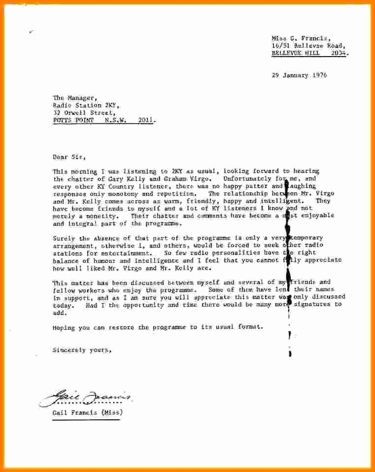 Academic Appeal Letter Sample Elegant 7 Academic Suspension Appeal Letter Sample