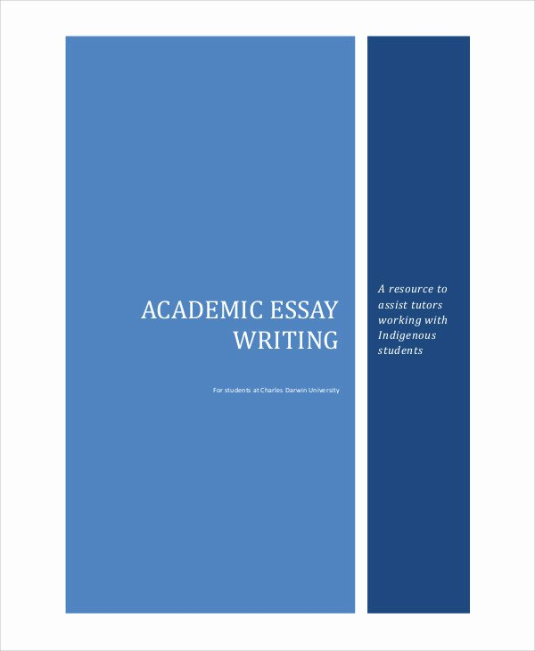 Academic Writing Sample Essay Luxury 7 Academic Essay Samples