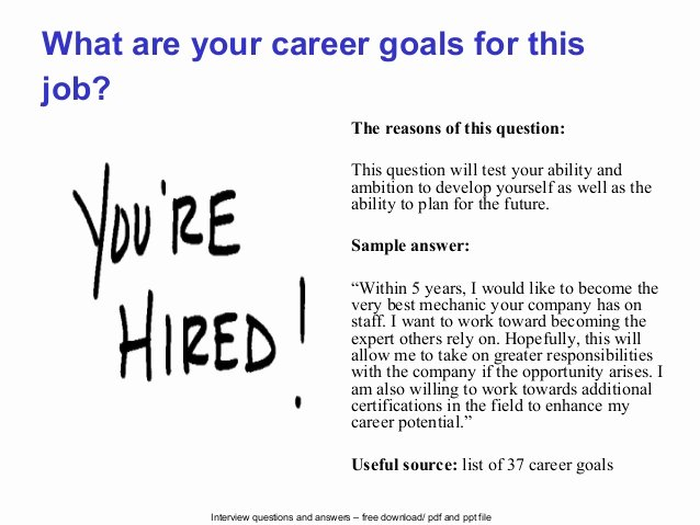Accounting Career Goals Essay Beautiful Accounting Consultant Interview Questions