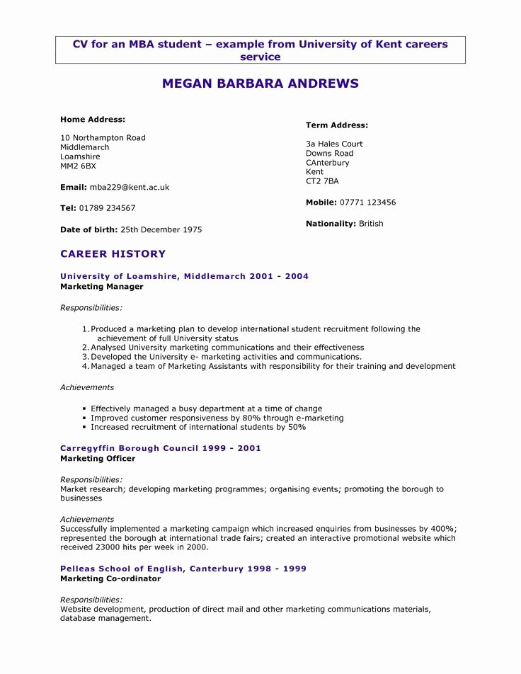 Activities Resume Template Awesome Activities Resume for College Template