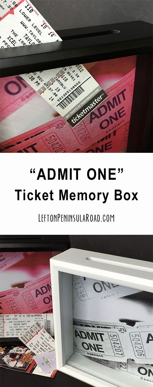 Admit One Ticket Printable Awesome 17 Best Images About Crafty Ideas On Pinterest