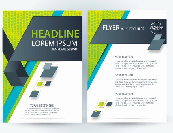 Adobe Illustrator Brochure Template Awesome Flyer Template Design Adobe Illustrator Free V and Adobe